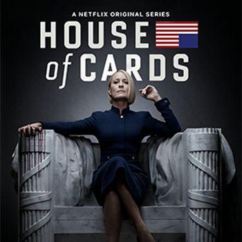 فصل 6 house of cards یا خانه پوشالی کی میاد